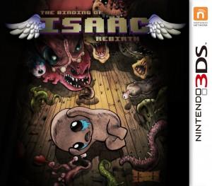Copertina The Binding of Isaac: Rebirth - 3DS