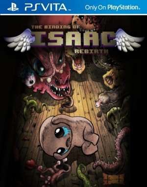 Copertina The Binding of Isaac: Rebirth - PS Vita