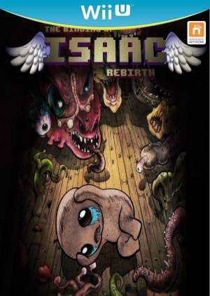 Copertina The Binding of Isaac: Rebirth - Wii U