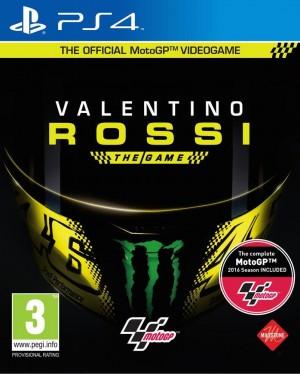 Copertina Valentino Rossi: The Game - PS4