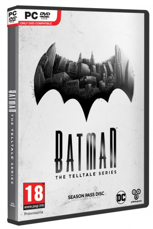Copertina Batman - The Telltale Series - PC