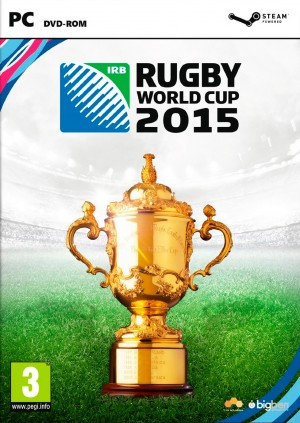 Copertina Rugby World Cup 2015 - PC
