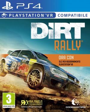 Copertina DiRT Rally - PS4