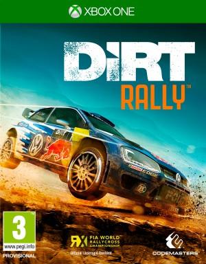 Copertina DiRT Rally - Xbox One