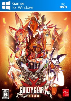 Copertina Guilty Gear Xrd: Sign - PC