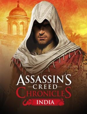 Copertina Assassin's Creed Chronicles: India - PC