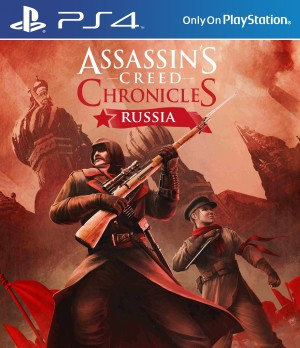 Copertina Assassin's Creed Chronicles: Russia - PS4