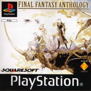 Copertina Final Fantasy 5 - PSOne