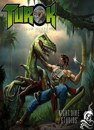 Copertina Turok: Dinosaur Hunter Remastered - PC