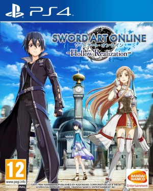 Copertina Sword Art Online: Hollow Realization - PS4
