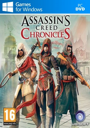 Copertina Assassin's Creed: Chronicles Pack - PC