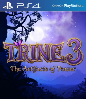 Copertina Trine 3: The Artifacts of Power - PS4