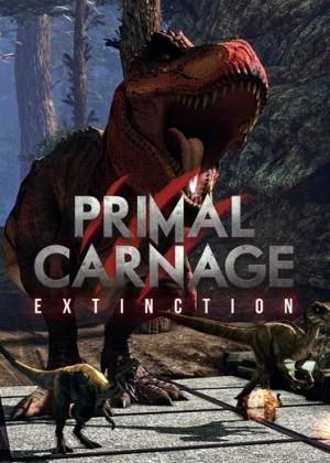 Copertina Primal Carnage: Extinction - PC