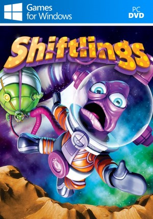 Copertina Shiftlings - PC