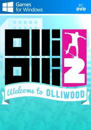 Copertina OlliOlli2: Welcome to Olliwood - PC