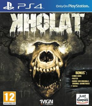 Copertina Kholat - PS4