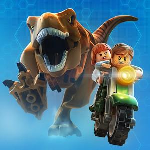 Copertina LEGO Jurassic World - iPad