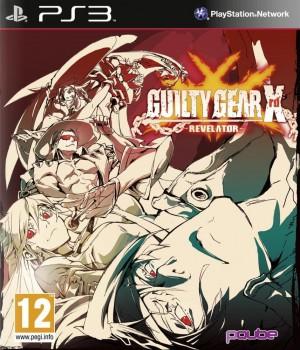 Copertina Guilty Gear Xrd: Revelator - PS3