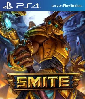Copertina Smite - PS4