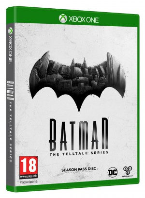Copertina Batman - The Telltale Series - Xbox One