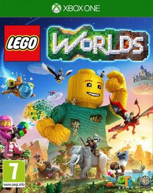 Copertina LEGO Worlds - Xbox One