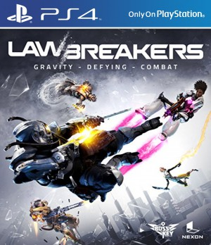 Copertina LawBreakers - PS4
