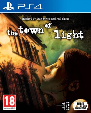 Copertina The Town of Light - PS4