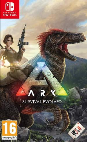 Copertina ARK: Survival Evolved - Switch