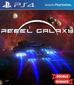 Copertina Rebel Galaxy - PS4