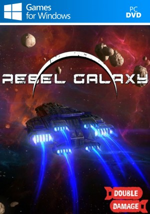 Copertina Rebel Galaxy - PC