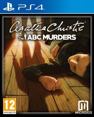 Copertina Agatha Christie: The ABC Murders - PS4