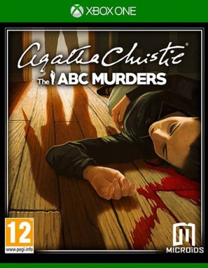 Copertina Agatha Christie: The ABC Murders - Xbox One