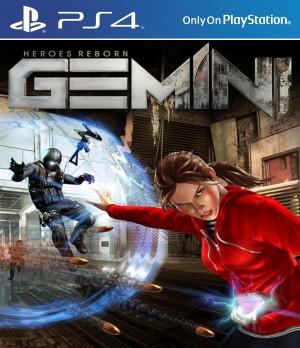 Copertina Gemini: Heroes Reborn - PS4