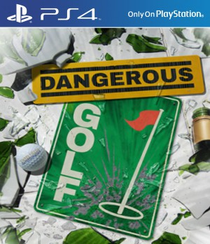 Copertina Dangerous Golf - PS4