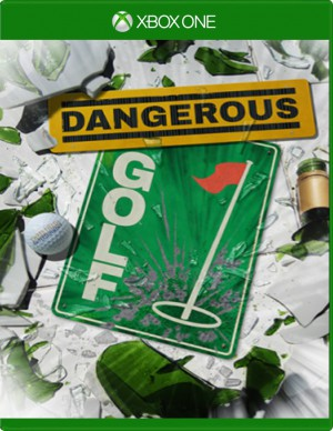 Copertina Dangerous Golf - Xbox One