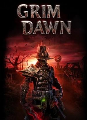 Copertina Grim Dawn - PC
