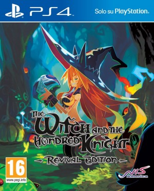 Copertina The Witch and The Hundred Knight - Revival Edition - PS4