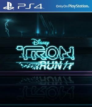 Copertina TRON RUN/r - PS4