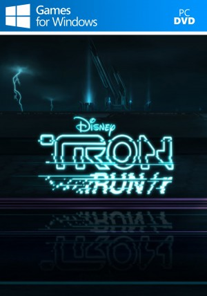 Copertina TRON RUN/r - PC
