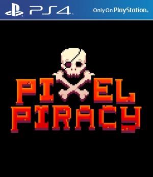 Copertina Pixel Piracy - PS4
