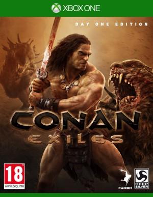 Copertina Conan Exiles - Xbox One
