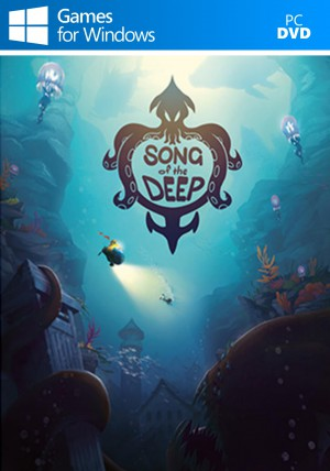 Copertina Song of the Deep - PC
