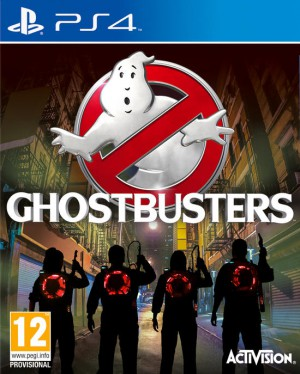 Copertina Ghostbusters - PS4