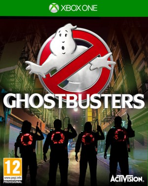 Copertina Ghostbusters - Xbox One