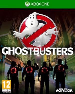 Copertina Ghostbusters - Xbox One