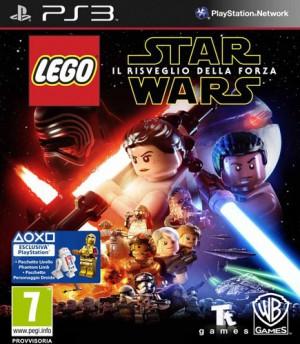 Copertina LEGO Star Wars: Il risveglio della Forza - PS3