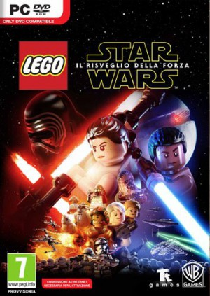 Copertina LEGO Star Wars: Il risveglio della Forza - PC
