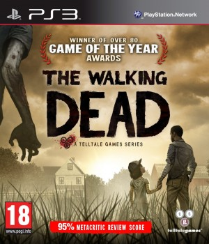 Copertina The Walking Dead Episode 5: No Time Left - PS3