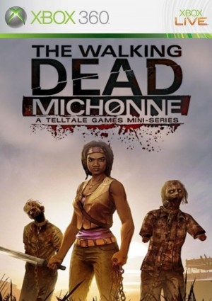 Copertina The Walking Dead Michonne - Episode 1: In Too Deep - Xbox 360