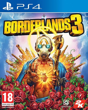 Copertina Borderlands 3 - PS4